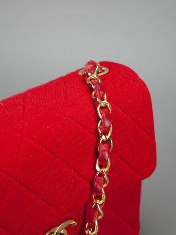 Chanel Vintage Quilted Shoulder Bag image 5