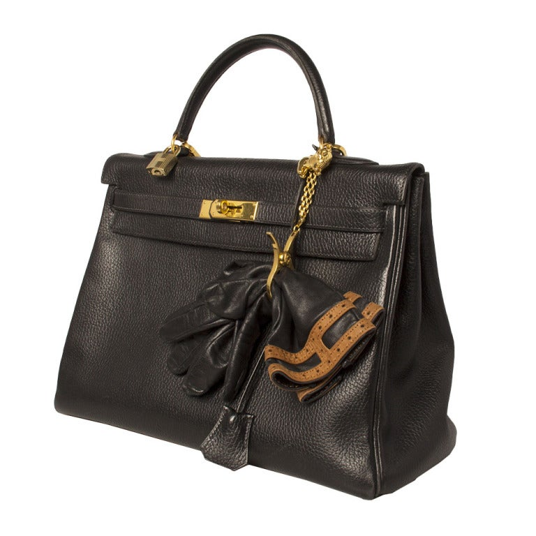 Hermes 35cm Kelly Bag 3