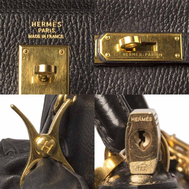 Hermes 35cm Kelly Bag 9