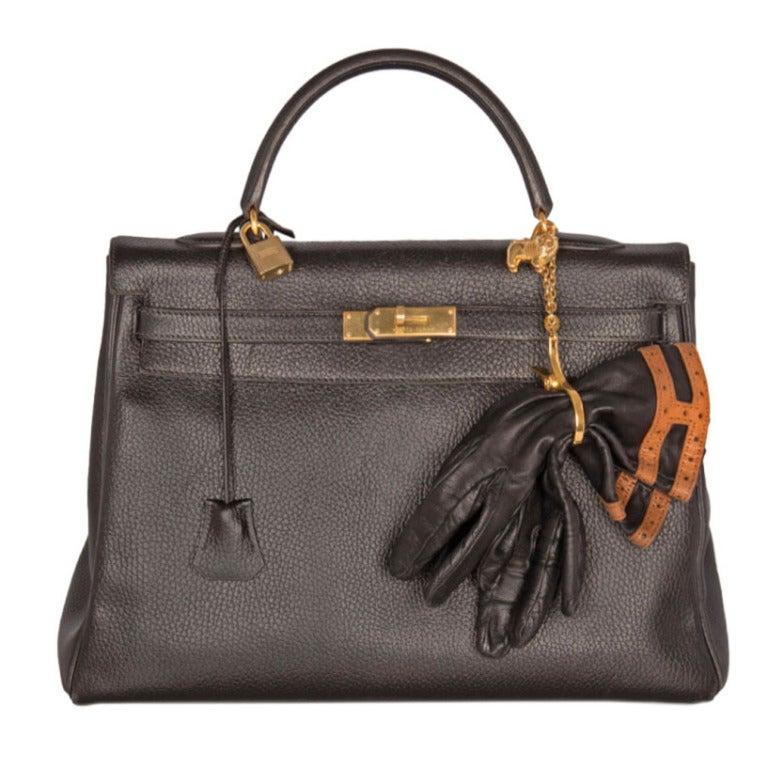 Hermes 35cm Kelly Bag 2