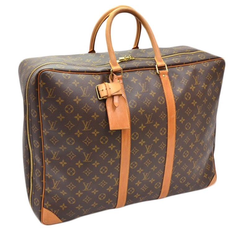 Louis Vuitton Monogram Sirius 55 Travel Bag 2
