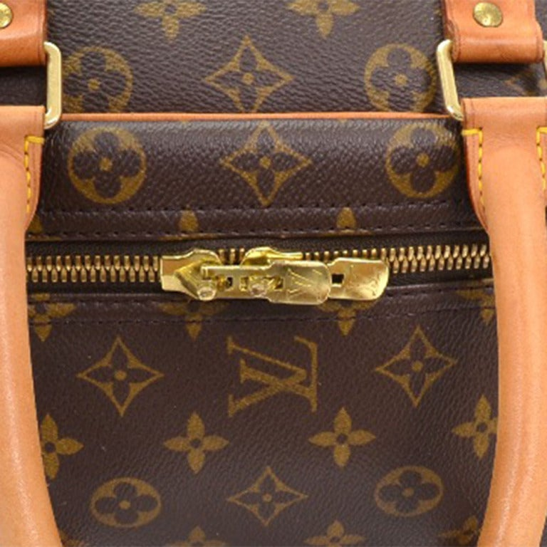Louis Vuitton Monogram Sirius 55 Travel Bag 4