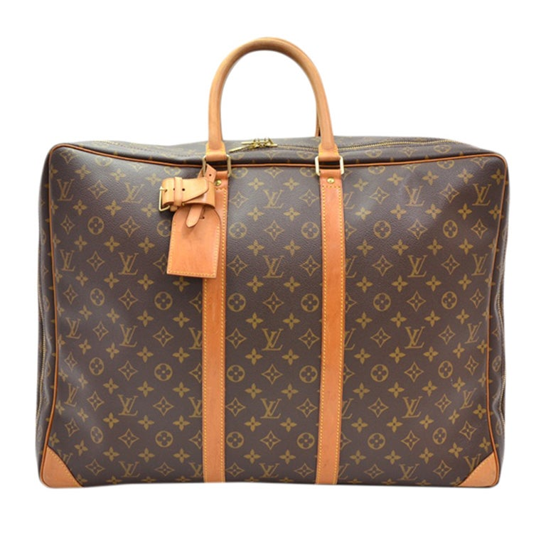 Louis Vuitton Monogram Sirius 55 Travel Bag 1