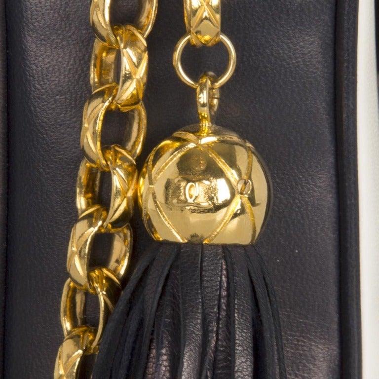 Chanel Blue Camera Bag 7