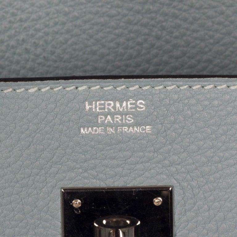 Hermes 30cm Birkin Bag 10