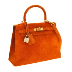 Hermes 25cm H Veau Doblis Sellier Kelly Bag