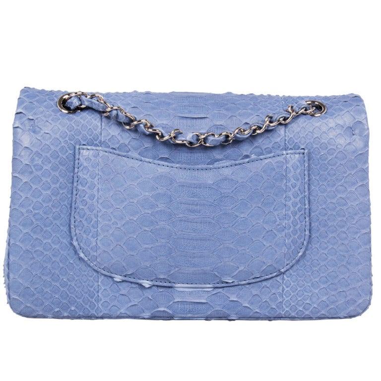 Chanel Python 2.55 Shoulder Bag 3