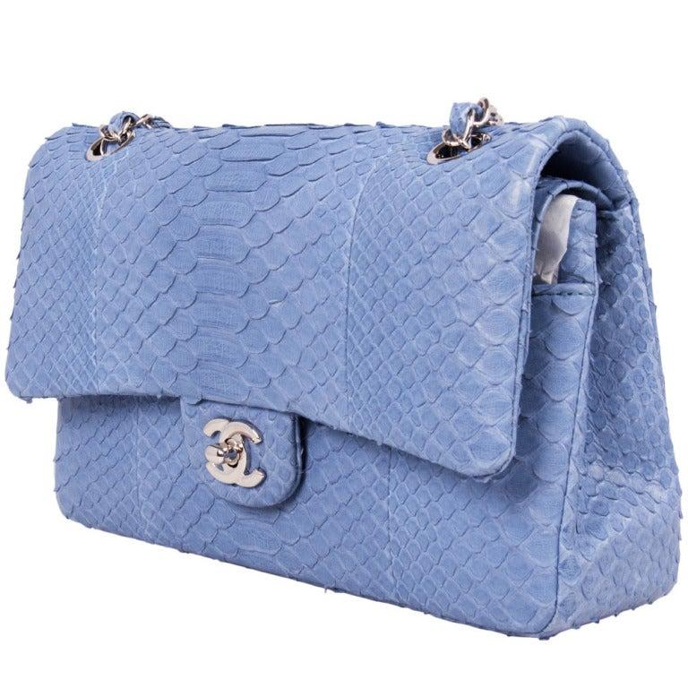 Chanel Python 2.55 Shoulder Bag 4