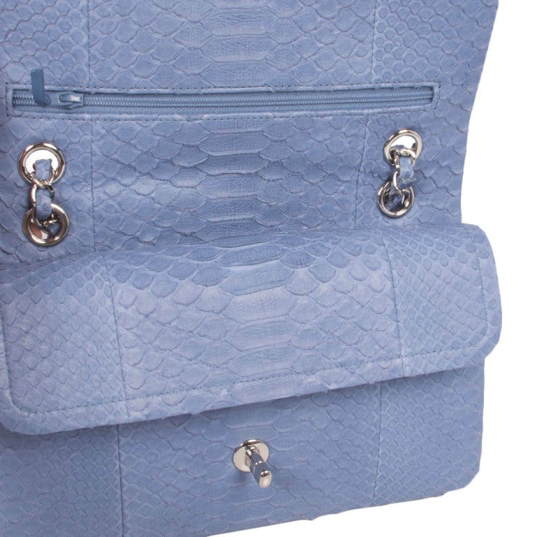 Chanel Python 2.55 Shoulder Bag 6