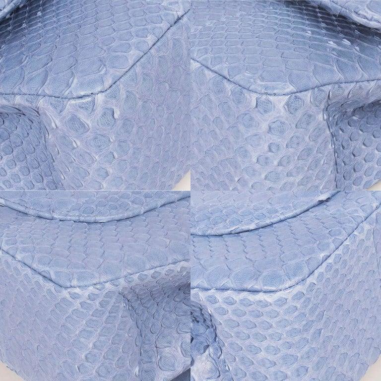 Chanel Python 2.55 Shoulder Bag 8