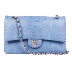 Chanel Python 2.55 Shoulder Bag