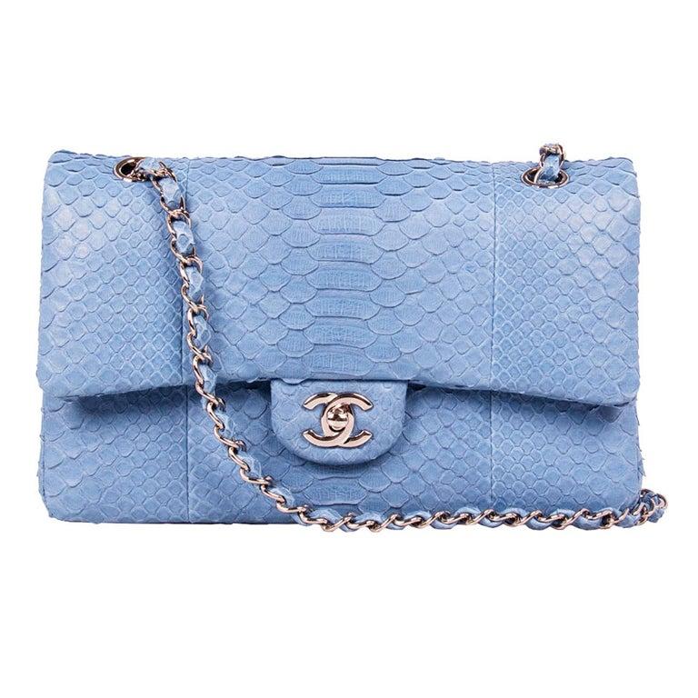 Chanel Python 2.55 Shoulder Bag 1