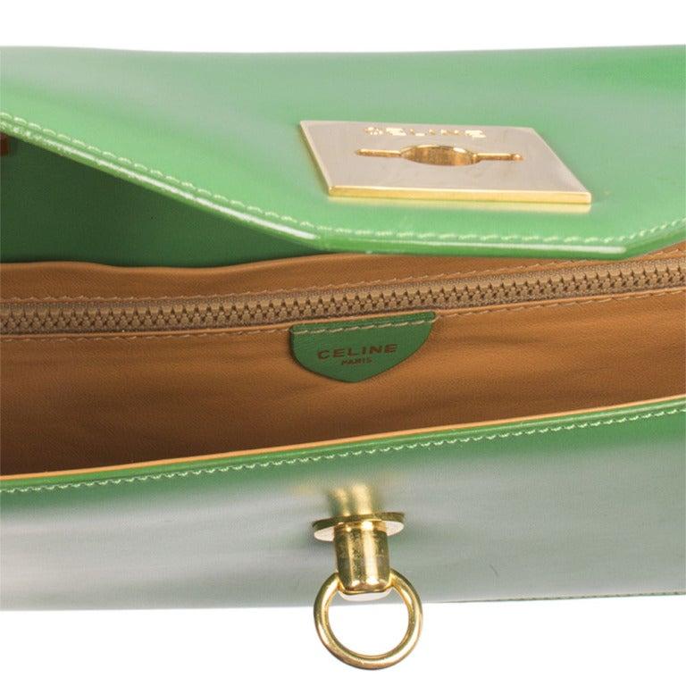 Celine Vintage Shoulder Bag 6