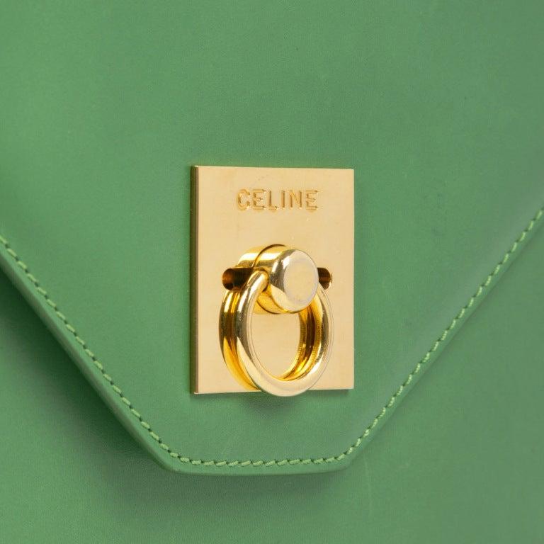 Celine Vintage Shoulder Bag 7
