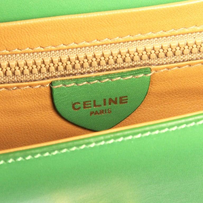 Celine Vintage Shoulder Bag 8