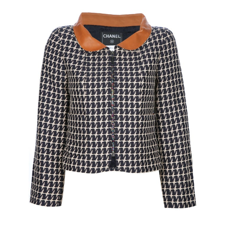 Chanel Cropped Jacket 1
