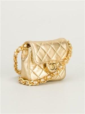 Chanel Vintage Mini Quited Shoulderbag 3