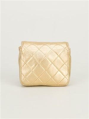 Chanel Vintage Mini Quited Shoulderbag 4