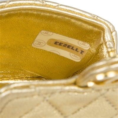 Chanel Vintage Mini Quited Shoulderbag 7