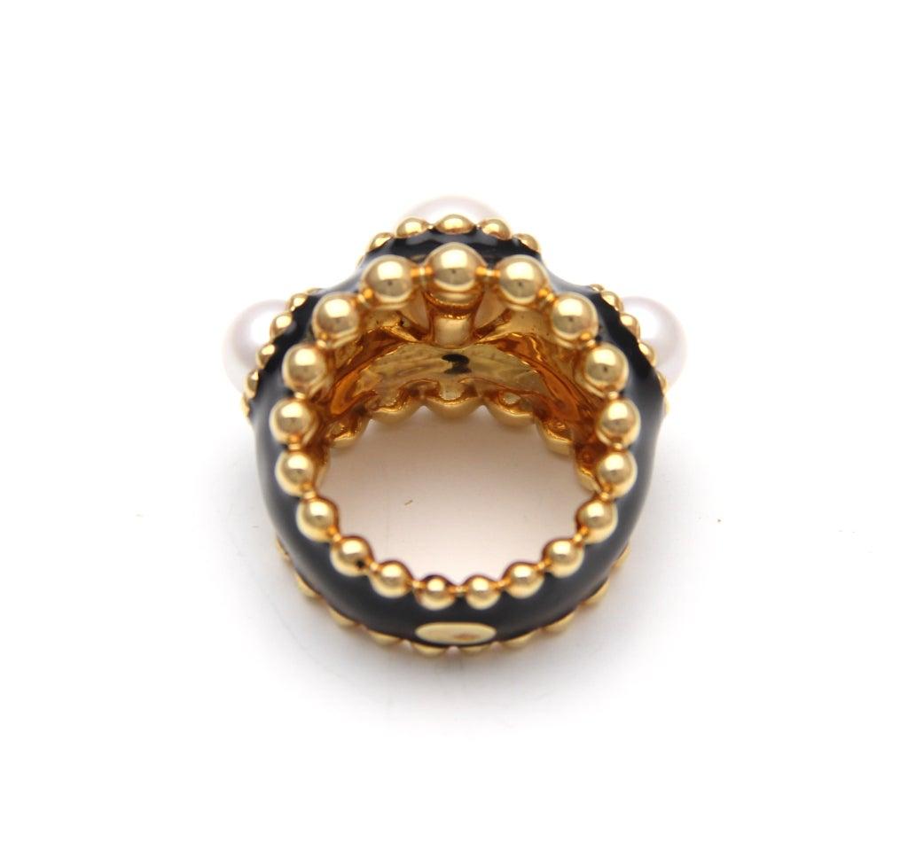 Women's Chanel 24kt gold Ring