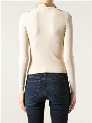 Women's Chanel Long-sleeved Sweater
