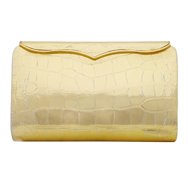 Lana Marks Vintage Clutch Bag