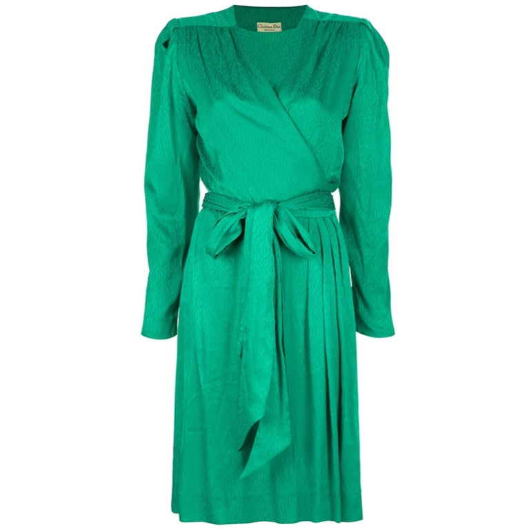 Christian dior vintage dress at 1stdibs for Dior couture dress price
