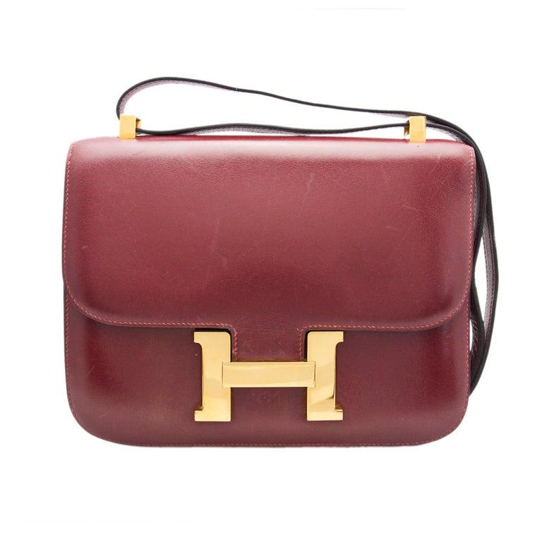 Hermes Constance Bag For Sale