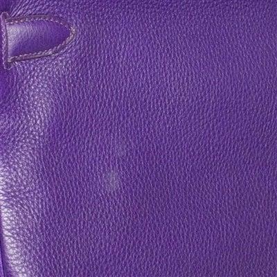 Hermes 40cm Iris Kelly Bag 9