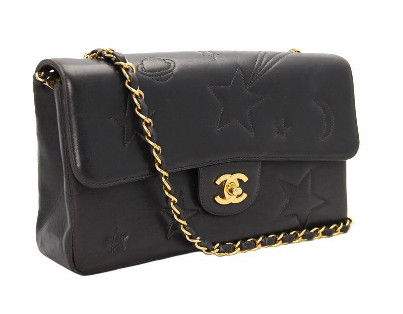Chanel 2.55 Star Bag 1