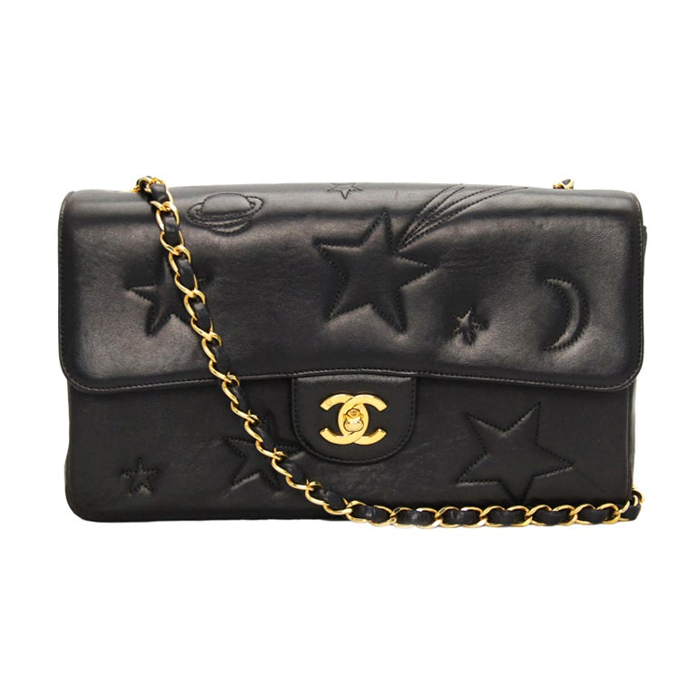 Chanel 2.55 Star Bag
