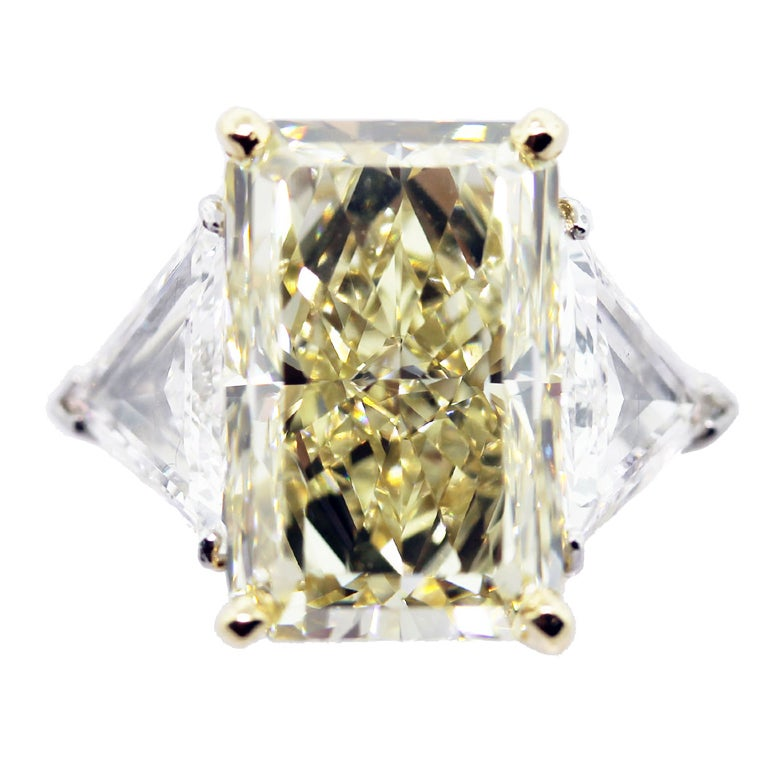 Diamond Platinum Engagement Ring app 12.02 Carats