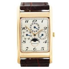 Audemars Piguet Rose Gold Quantieme Perpetual Calendar Watch