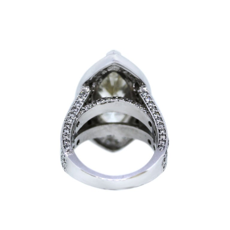 7 20 carat marquise white gold engagement ring at