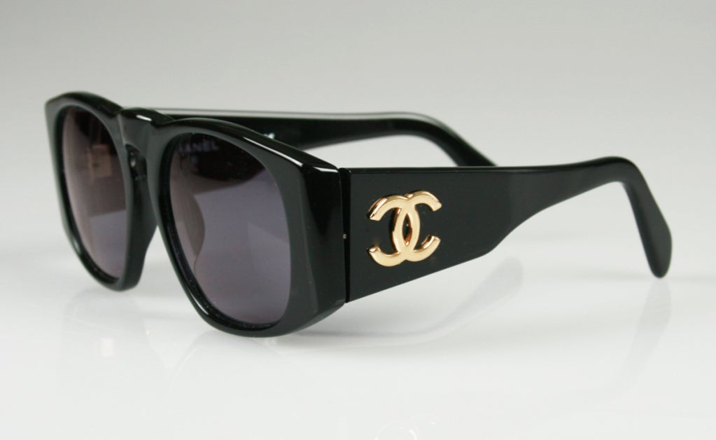 Sunglasses Chanel  vintage chanel sunglasses at 1stdibs