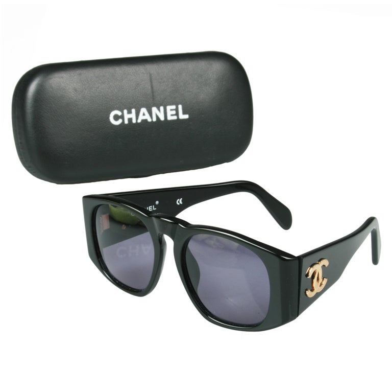 Vintage Chanel Sunglasses At 1stdibs