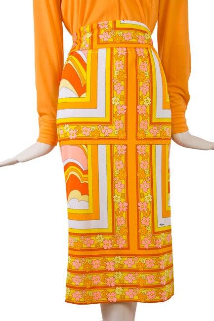 Mr. Dino Bodysuit & Skirt Set - Daisy Print 6