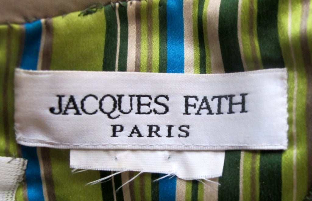 Jacques Fath Blouse 5