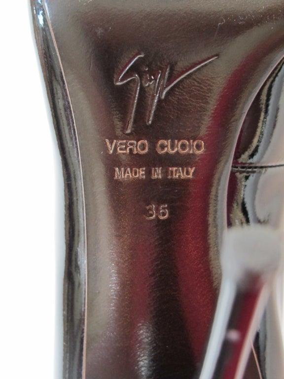 Giuseppe Zanotti Peep-Toe Pumps image 6