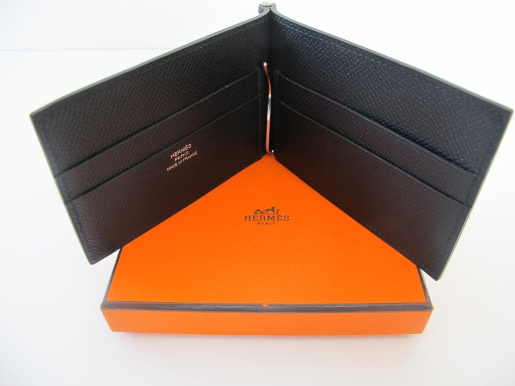 Hermes Money And Card Holder At 1stdibs