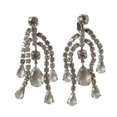 Kenneth Jay Lane Stunning Earrings