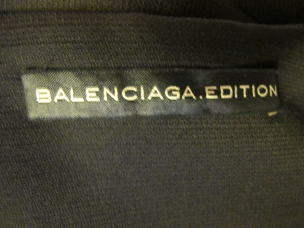 Balenciaga Edition Cocktail Dress 6