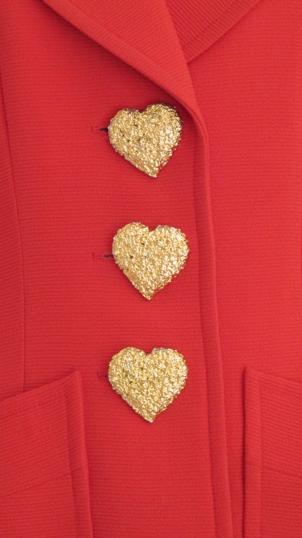 Vintage Yves Saint Laurent Rive Gauche Jacket image 2
