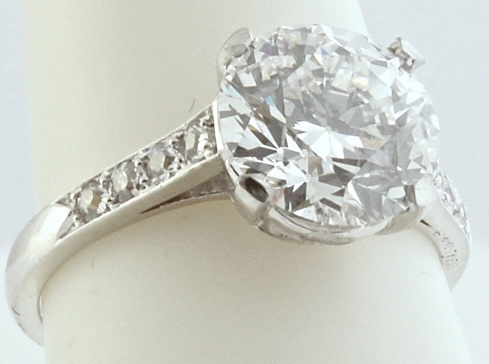 cartier 1930 s engagement ring at 1stdibs