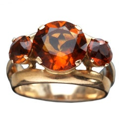 JEAN FOUQUET Modernist Ring