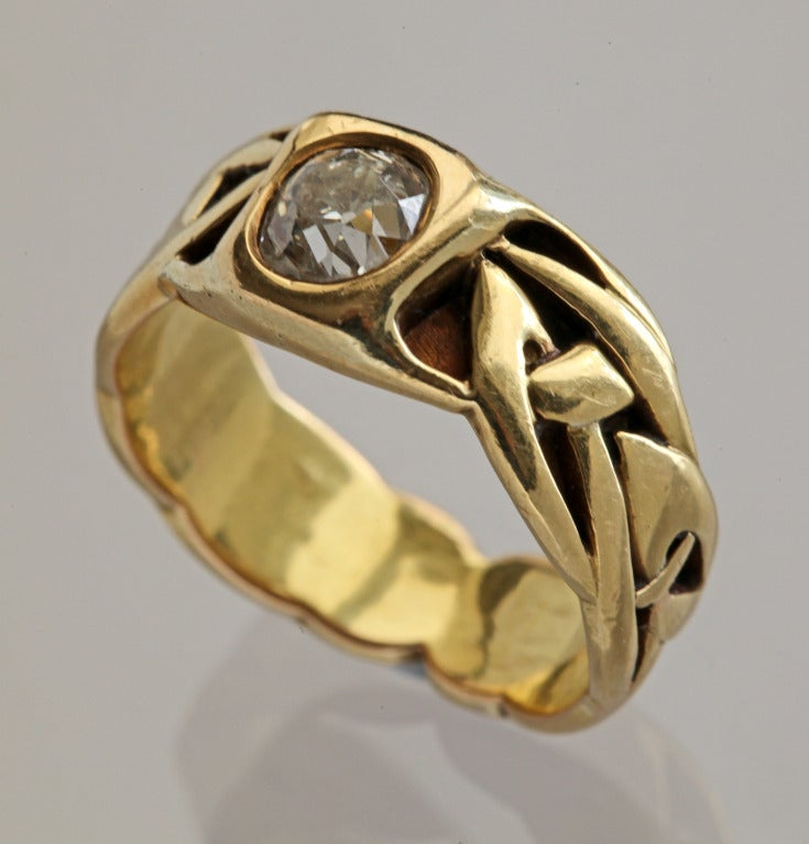 ARCHIBALD KNOX An Important Liberty and Co Ring at 1stdibs