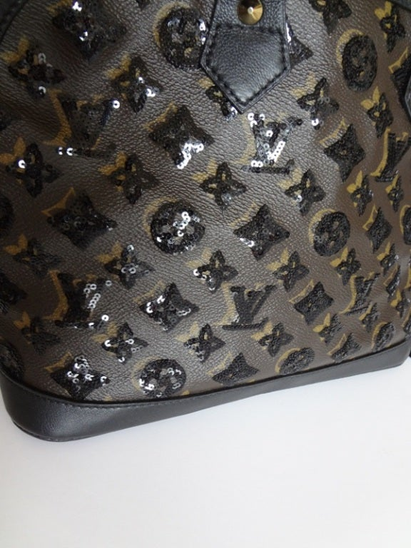 Louis Vuitton Alma Monogram  Eclipse image 3