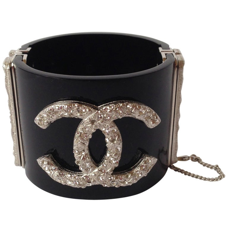 Chanel Cuff Bracelet New Collection At 1stdibs