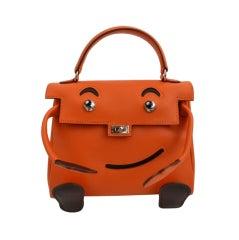 Hermes Kelly Idole (Kelly Doll) Gulliver Orange