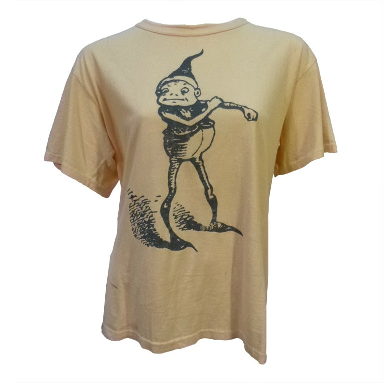 Vintage 1980s R.E.M Tee Shirt For Sale